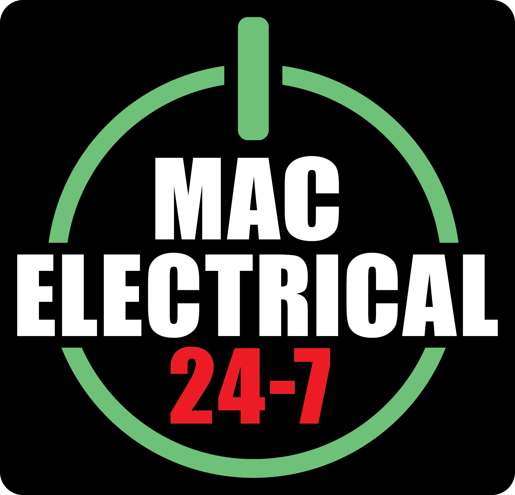Mac Electrical 247 Ltd Logo